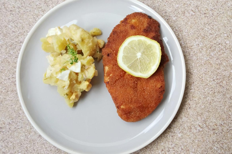 Hähnchenschnitzel – Chicken Nuggets zum Fingerlecken