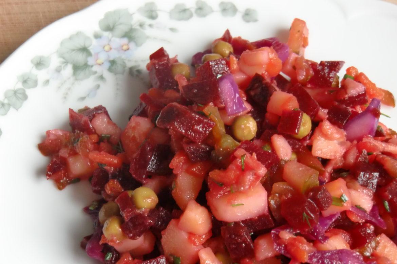 Rote-Bete-Salat für groß und klein