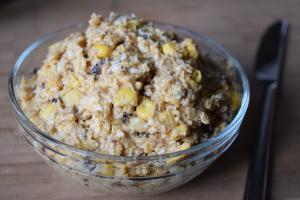 Käse-Eier-Salat