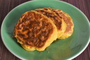 Kürbis einfrieren oder kleine Pfannkuchen mit Kürbis zubereiten
