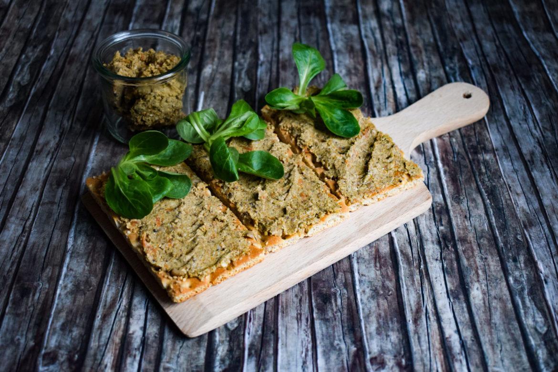 Veganer Champignonaufstrich