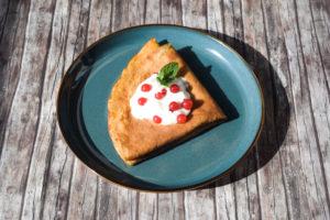 Kürbis einfrieren für Kürbispfannkuchen